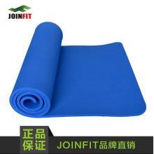 JOINFIT捷英飞 瑜伽垫 加宽 初学 加厚 无味TPA健身运动垫10mm