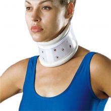 LP护颈 运动护具 柔软绵垫排气孔颈部固定圈颈椎滑脱LP905 颈部护理保护固定