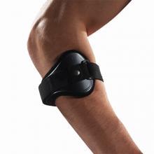 LP 护具 LP551护肘 Ctype可调式强效稳固型 网球肘 高尔夫肘 黑色 运动护具 黑色单只装