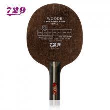 729 WA-2底板 5层纯木 乒乓球拍 弧圈快攻