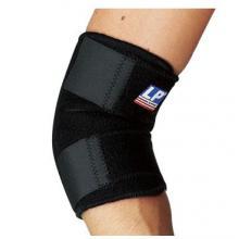 护具LP护肘LP759分段可调式运动护肘 拉伤保暖 运动护臂 运动护具 篮球 羽毛球护具
