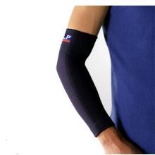 LP护具 LP668 高伸缩全臂式护套 肌肉关节保暖运动护具护肘 加长护臂 篮球...