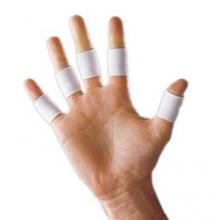 LP欧比护具 LP645手指护套 排球篮球护指运动十只装 运动护具 体育防护用品...
