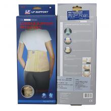 LP欧比护具 LP917护腰 铝条支撑腰带 保暖透气 肤色