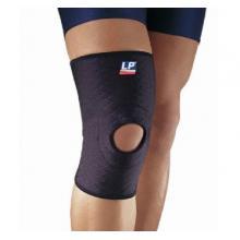 LP 歐比護具 LP518CP護膝 材質 高透氣型膝部護具 黑色單只裝