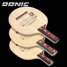 DONIC多尼克乒乓球拍底板瓦碳2000 3000FL碳素纯木