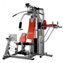 欧洲百年品牌 西班牙BH必艾奇 G152X多功能综合训练器械家用三人站健身器材力...