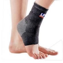 LP歐比護具 LP987護踝 納米竹碳保健型運動護踝 防護腳踝扭韌帶 黑色單只裝