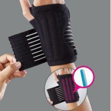 LP 护具 LP552护腕手腕支撑护手掌半指健身手套