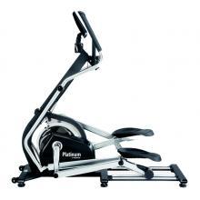 TUNTURI白金系列 前置式椭圆机 CS1400健身房健身器材 走步机 太空漫...