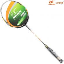 Kason 凯胜 进攻型硬杆全碳素纳米羽毛球拍 Swift 6010 黄色