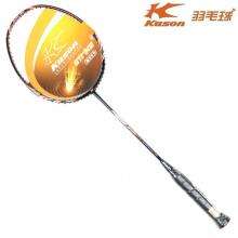 Kason凯胜 TSF66 汤仙虎精准系列 进攻型 羽毛球拍 全碳素/TSF60 66 初中级情侣拍 进攻 防
