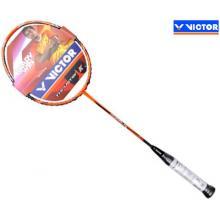 VICTOR胜利/威克多TK-15超轻单拍全碳素羽毛球拍糖水拍最轻