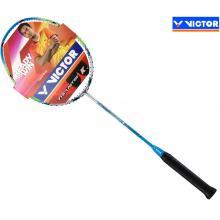 VICTOR/胜利 羽球拍 突击55 TK-55 纳米碳素 快速进攻单拍 控球型 羽毛球拍 防守兼备
