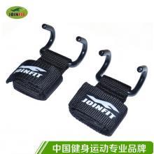 JOINFIT捷英飞 重钩  双钩  健身助力带 纯钢 强力 助力钩举