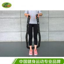 JOINFIT捷英飞 专用 跳绳 引体提拉负重粗绳 减肥去脂肪专用跳绳