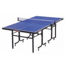 DHS红双喜TM818乒乓球台 乒乓球桌 带脚轮环保家庭健身娱乐