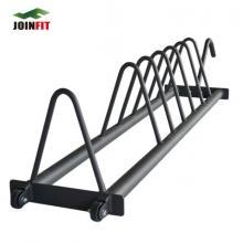 JOINFIT捷英飞 杠铃片拖架 铃片架 专用滑轮 便携易用