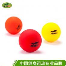 JOINFIT捷英飞 进口按摩球 肌肉按摩球 保健球 颈椎按摩球 康复训练(套装3个红、橙、黄)