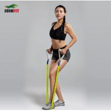 JOINFIT捷英飞 弹力绳 防断弹力绳  拉力器 拉力绳 带护套 多级别