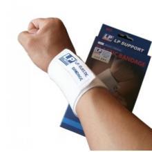 LP 護腕 LP652 腕部彈性繃帶 手腕關節 健身運動護具  白色單只裝 均碼