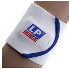 LP 护具LP643手腕弹性绷带 关节护腕 弹性弹力绷带 白色一对装 白色 均码