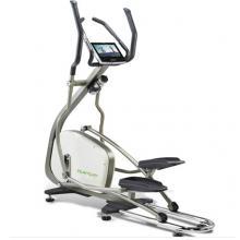 TUNTURI唐特力TUNTURI欧洲健身品牌PURE系列前置椭圆机10.1太空漫步机 走步机 商用