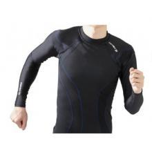 赞斯特ZAMST Z-20 健身衣 跑步紧身衣 引导跑步姿势 功能性紧身衣