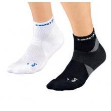 赞斯特ZAMST功能性运动袜子 HA-1低筒款 加压提拉运动袜足球排球篮球