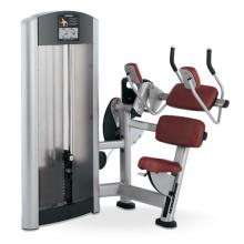 LIFEFITNESS力健 局部力量训练 单功能训练器 坐式腹肌训练器