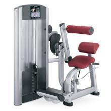 LIFEFITNESS力健 局部力量训练 单功能训练器 背肌伸展训练器