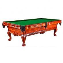 XW8105-9A 星牌台球桌 中式黑8美式落袋 家庭与商务用台 标准成人16彩...