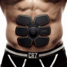 C罗代言SIXPAD希柯斯帕德 智能健身 健腹器 收腹机 健腹仪 美体仪塑形塑肌 懒人健身