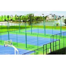 PVC塑胶地板PVC网球场 PVC羽毛球场 PVC排球场 PVC篮球场