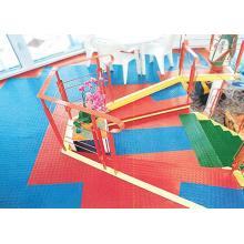 塑胶运动地板 幼儿园 舞蹈房 运动场地塑胶地板