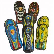 儿童专用护腿板 专业球类护腿板 超轻绑腿式插板 防护小腿 护胫护腿板 足球篮球适用 均码
