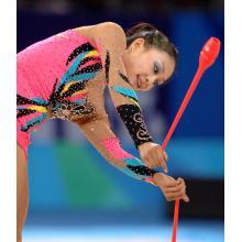 艺术体操棒/训练艺术体操棒 体操比赛专用 舞蹈体操棒 形体健美训练器具
