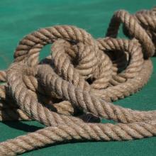 JOINFIT捷英飞 麻质 拔河绳 30米27米22米15米 拔河绳子粗麻绳 拔河比赛用绳