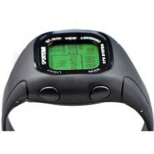SPORTSTAR 仕博达 正品GPS多功能户外运动防水夜光测速登山心率电子手表男表