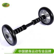 JOINFIT捷英飞 健腹轮 腹肌轮 静音版 健身轮训练轮 配(垫子)