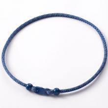日本Phiten法藤项环 X30运动护具水溶钛含浸 和风环链护颈护脖 护具 户外配饰
