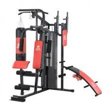 艾威 GM6780 综合训练器 多功能组合 健身器材 五人站室内 力量训练器