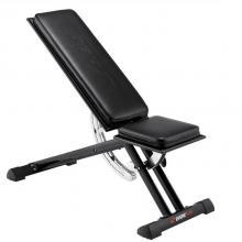 EVERE艾威GM4480 哑铃椅小飞鸟可调节折叠哑铃椅 哑铃凳 健身器材