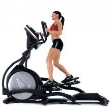 美国sole速尔E35高端进口椭圆机 走步机 磁控家用静音太空漫步机健身器材