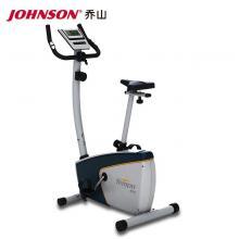 johnson喬山健身車家用超靜音室內專業健身器材腳踏車運動自行車