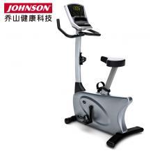 johnson乔山U20家用立式电磁控静音健身车自行车室内自行车银河平台娱乐