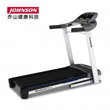 johnson乔山Adventure 2 plus高端跑步机家用电动静音避震健身可折叠器材