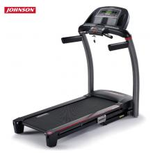 johnson乔山 johnson 8.0T跑步机 可调节避震家庭跑步机专业健身器材