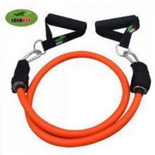JOINFIT捷英飞 拉力绳 弹力绳 手臂拉力器 双层防断训练绳 配把 5磅 10磅 15磅 20磅 30磅 45磅 60磅