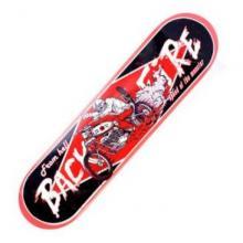 陀飞轮Backfire滑板轮滑成人四轮双翘高档轮滑 玩家级高档滑板双翘板 地狱